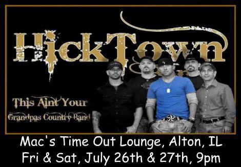 Hicktown 7-26, 7-27-13