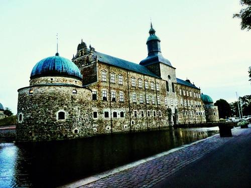 Vadstena Castle by SpatzMe