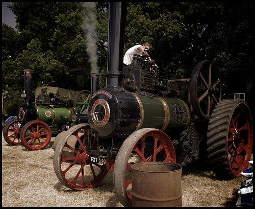 Netley Marsh Steam Rally by Davidap2009