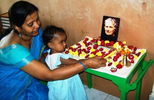 Dr. Maria Montessori birthday celebration '13