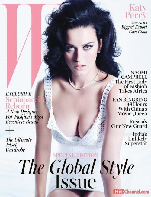 Katy Perry – W Magazine - 2013