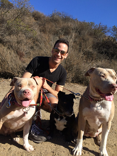 Cadence, her new dad Jordan, and her foster sisters: Frankie & Lola.