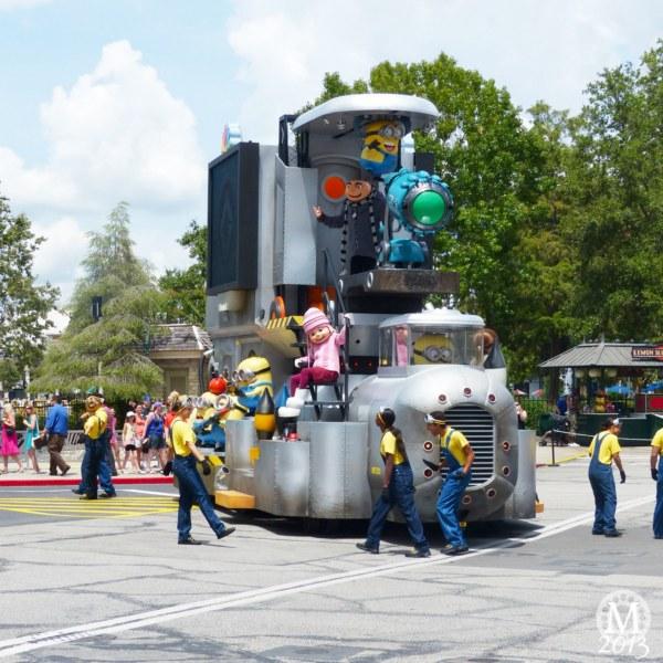 Despicable Me + Minions, Universal Orlando