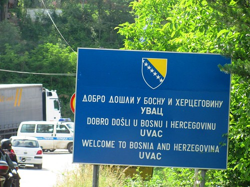 Bosnia Border