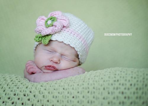 petal bonnet
