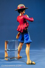 Monkey D. Luffy - P.O.P Sailing Again - Figure Review - Megahouse (21)