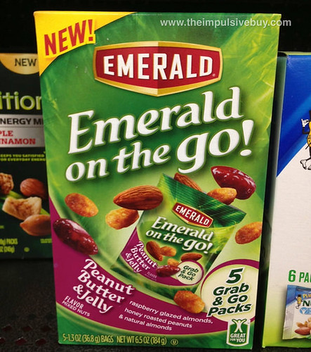 Emerald on the Go! Peanut Butter & Jelly