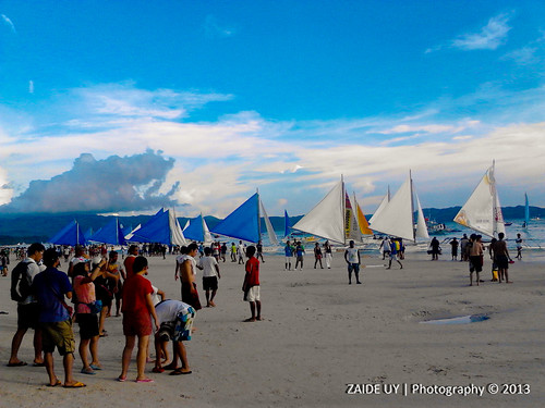 Boracay before Sunset