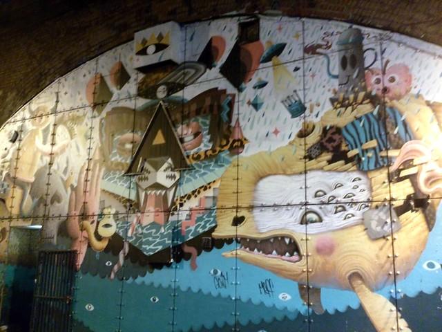 Manchester mural