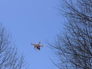 Phantom Quadcopter