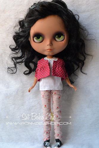 """Set """"Boho chic"""" For Blythe by * Ronmiel *"""