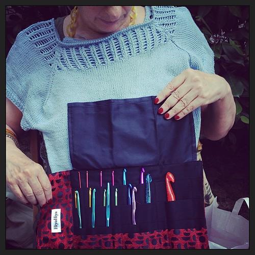 Gli uncinetti di Isa #summer #carate #serialknitter #friend