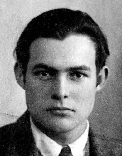 Hemingway 1923