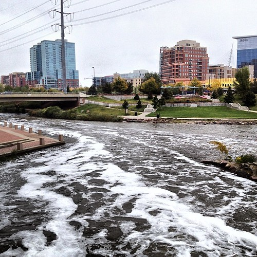 Shooting In Cherry Hills Colorado: Confluence Park Where Cherry Creek & The Platte River Meet