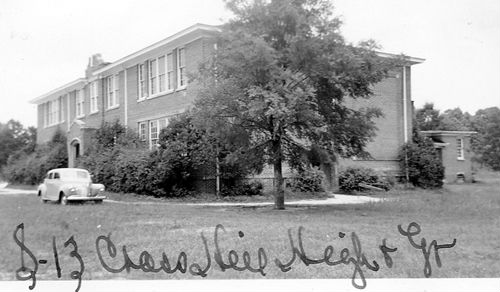 Cross Hill School