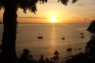 Pirates Bay, Tobago