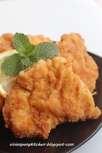 Vivian Chicken Katsu