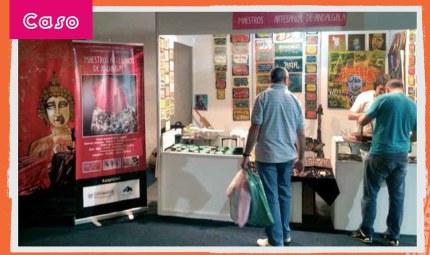 Promoción del desarrollo local de artesanos de rodocrosita