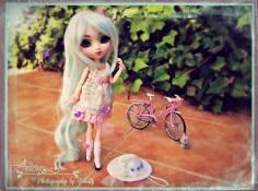 After a little ride, i deserve a break! – Arien (Pullip Prunella)