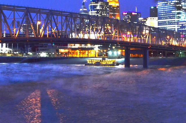 Steam Off the Ohio River