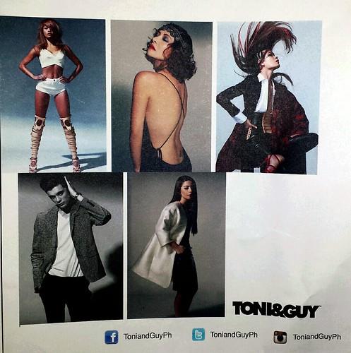 Toni & Guy Stylemeisters