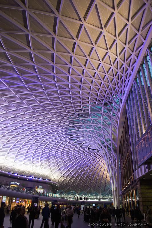 King's Cross Station London