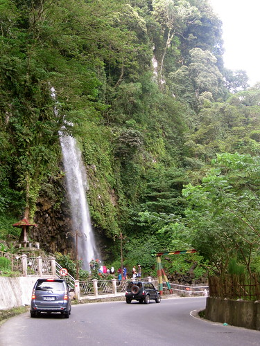 Padang - Waterfall