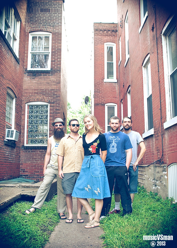 Nora Jane Struthers & The Party Line @ KDHX