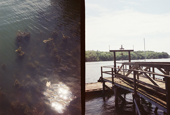 Maine Through A Golden Half Camera 6