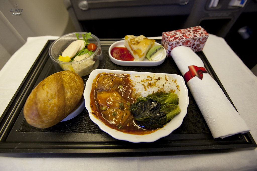 Inflight Meal Service