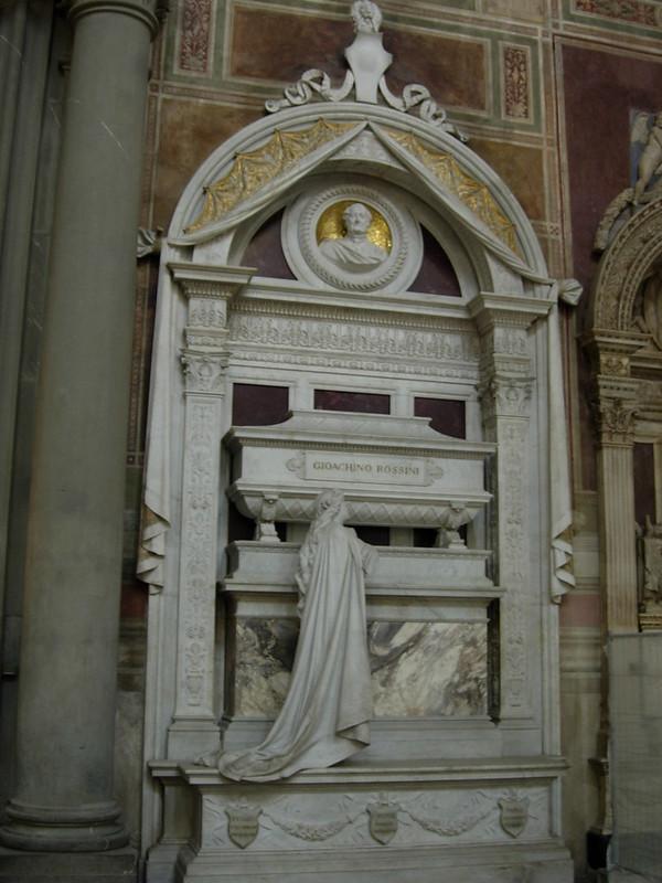 Sepulcro de Rossini