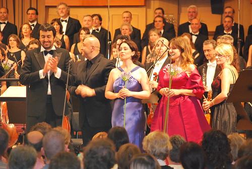 Da sinistra: Gabriele Sagona, Shalva Mukeria, Marina Comparato, Cinzia Forte
