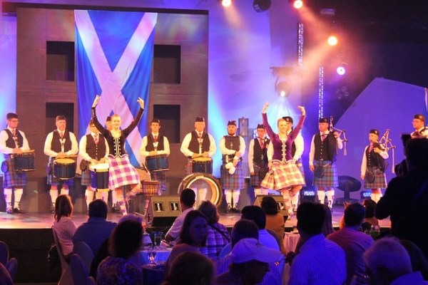 Scotland: Land of Food and Drink event at Epcot