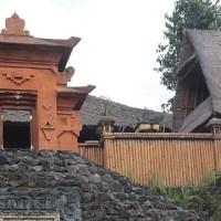 A feast at Bali Asli