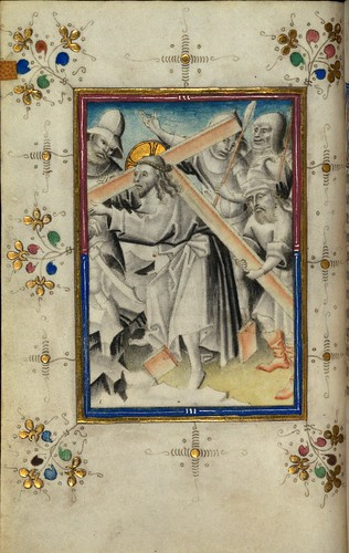 007-Fol 20v-W.165, HORAS DE LOFTIE -  Siglo  XV-The Digital Walters