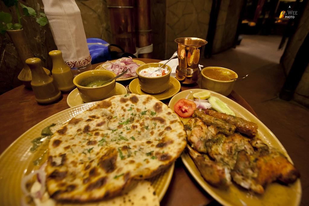 Tandoori Meal at Bukhara