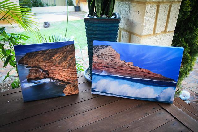 2 Kalbarri Canvas forsale