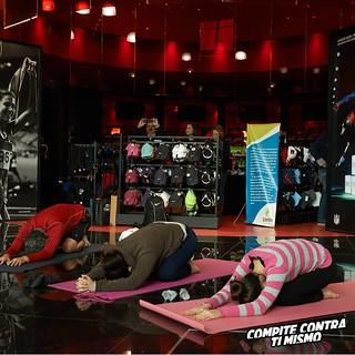 Yoga para corredores en Innovasports
