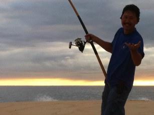 Gary Fishing