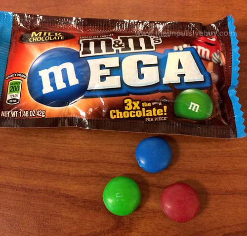 Milk Chocolate Mega M&M's