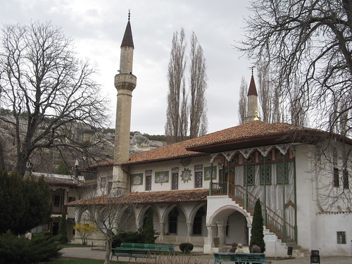 Mosque, Bakhchisaray, Commons Wikimedia