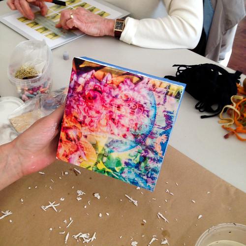 Art & Craft Social at Hot Art Wet City