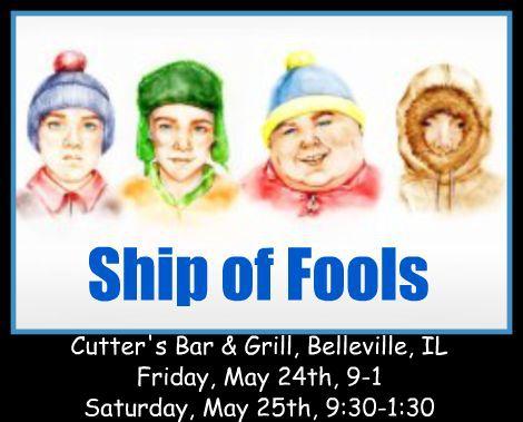 Ship Of Fools 5-24, 5-25-13
