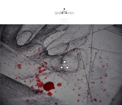 Beast (Wolf Luhan fanart) - Details