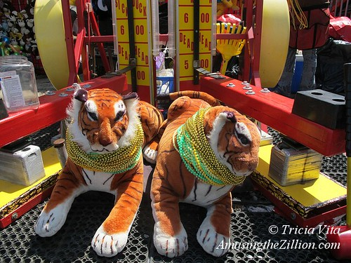 Plush Tigers