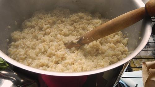 Quinoa Oatmeal 12