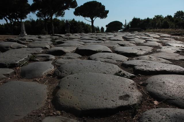 Punti di vista: le strade dei romani