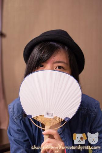 Bancy - một góc Nhật Bản