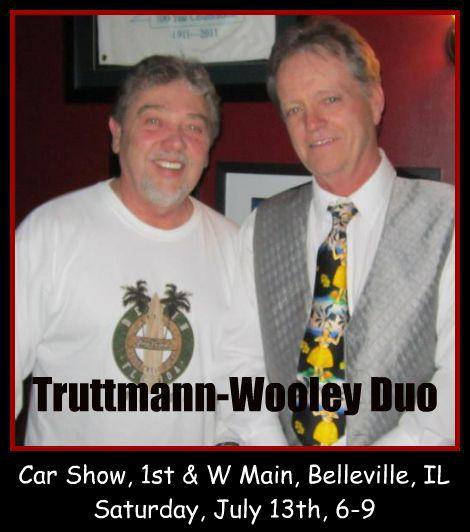 Truttmann-Wooley Duo 7-13-13