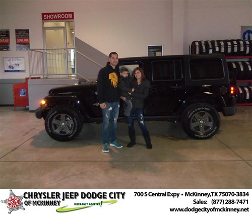 Happy Birthday to Kaleb Ortiz  from Ferguson Joe and everyone at Dodge City of McKinney! by Dodge City McKinney Texas